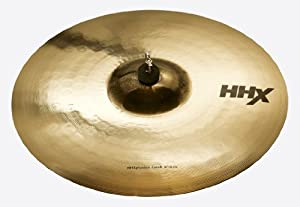 Sabian 18-Inch HHX X-Plosion Crash Brilliant Finish Cymbal
