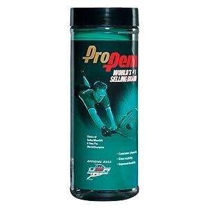 Case of Penn Pro Penn Green Racquetball - Racket Sports