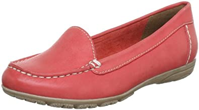 Jana Fashion 8-8-24612-20, Damen Mokassins, Pink (CORAL 563), EU 37.5 (UK 4.5) (US 4.5)