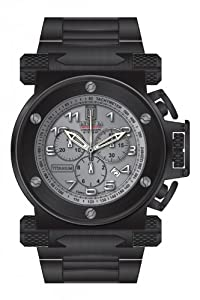 Invicta Men's 14513 Jason Taylor Analog Display Swiss Quartz Black Watch