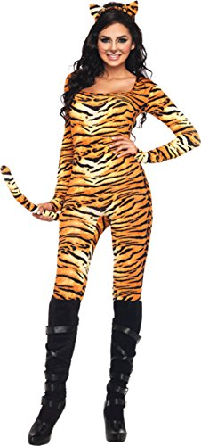 Morris Costumes Women's Tigress, Med/Large Adult 10-14