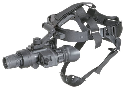 Armasight Nyx-7 Pro 3 Alpha Gen 3 Night Vision Goggles 64-72 Lp/Mm