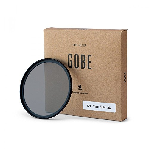 Gobe CPL Filtre Polarisant Circulaire Slim JapanOptics 77mm