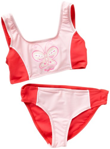 Playshoes Basic Butterfly Girl's Swimming Costume