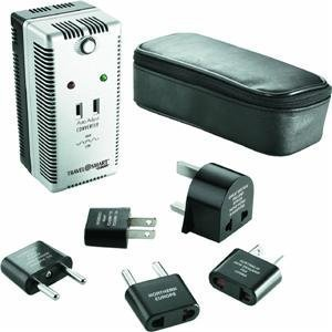 Travel Smart by Conair PS-200E Auto Adjust Smart Converter - 2000 Watt with plugs
