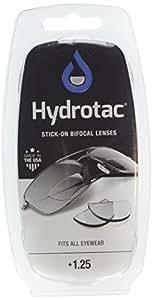 Hydrotac Stick-on Bifocal Lenses (OPTX 20/20)- +1.25 Diopter
