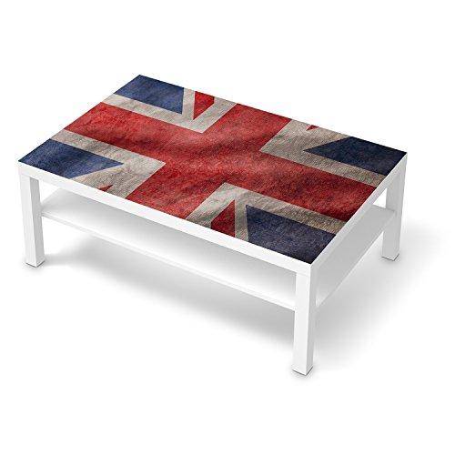 Aufkleber-IKEA-Lack-118x78-cm-Design-Folie-Union-Jack-Mbeldekoration