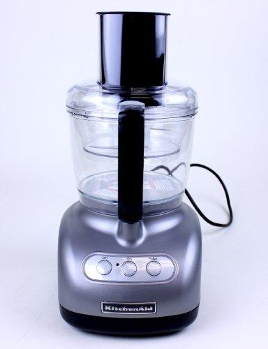 Best KitchenAid 7-Cup Food Processor: Contour Silver  Review