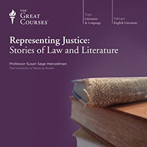 Representing Justice: Stories of Law and Literature | [The Great Courses]