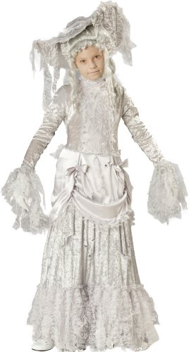 InCharacter Costumes Girls Ghostly Lady Costume