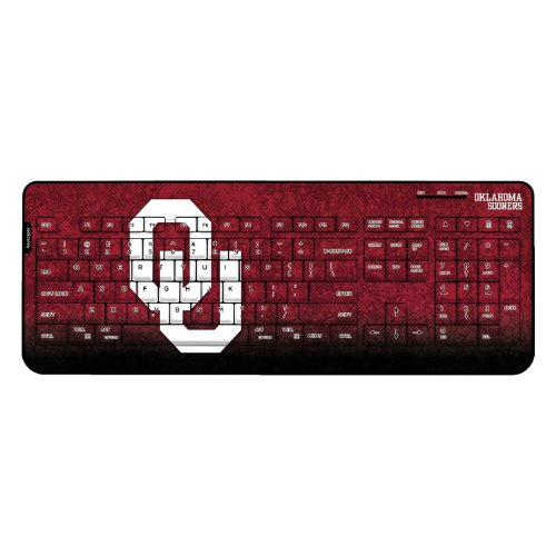 [wireless keyboards],NCAA Oklahoma Sooners Wireless USB Keyboard