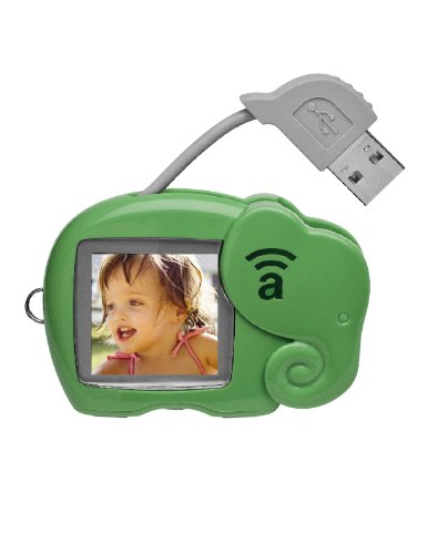 NEW 2009 AmberAlert.com Child ID Kit (Green)