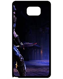 buy Samsung Galaxy Note 5 Case Bumper Tpu Skin Cover For Rift Knifes 1209562Za222813927Note5 Vampire Knight Samsung Galaxy Phonecase'S Shop