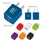 Customized USB AC Adaptor Item # 2810 - only $3.25 ea. Rush shipped 150 pcs. (min.qnty)