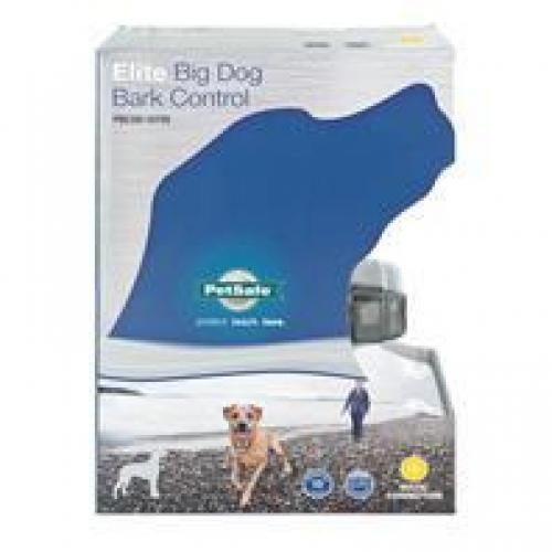 Pet Safe Deluxe Big Dog Bark Control Collar
