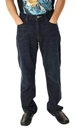 3c5b581e Lucky Brand Men's 181 Relaxed Fit Straight Leg Midrise Jeans 30 X 32 at Men s  Clothing store on PopScreen
