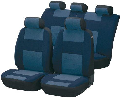 Autositzbezug Arezzo navy blue