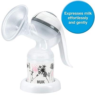 ヌーク Nuk さく乳器Jolie 手動 どんなおっぱいにもぴったりフィット おっぱいに優しく、しっかりさく乳したい方に Fdnk10749078