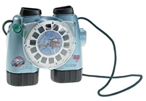 Fisher-Price View-Master Disney/Pixar Cars 2 McMissle Real Binoculars & 3D Viewer