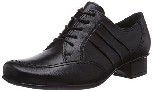 Gabor Shoes Gabor, Scarpe Derby con lacci donna, Nero (Nero (nero)), 42