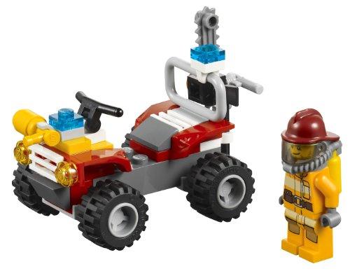 Lego city 4427 quad dei pompieri il mio giocattolo - Notice de construction lego ...