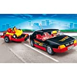 Playmobil Car with Go Cart