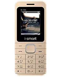 Ismart IS-100i-(Champagne+Black) Mobiles Phone |Mobiles| phone| Basic Mobile Phones|Dual Sim Mobile|Cheap Mobile Phones|Cell phone