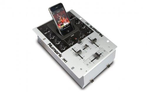 Numark iM1 iPod DJ-Mixer