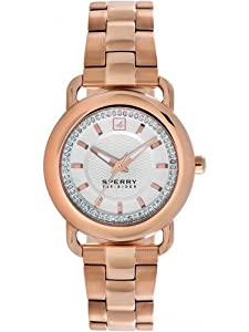 Sperry 103258 Womens Top-Sider Hayden Analog Stainless Watch from Sperry