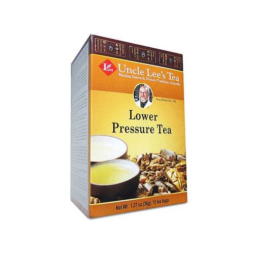 Uncle Lees Tea Lower Pressure