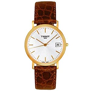Tissot Classic Desire Gold-tone Mens Watch