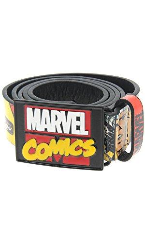 Boli & Berg - Cintura - Uomo Marvel Medium