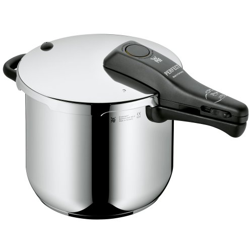 WMF 6.5 Litre Stainless Steel Perfect Pressure Cooker, 22cm