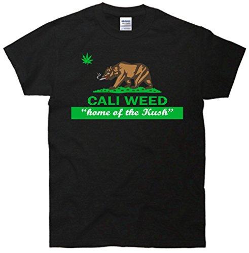Cali Weed Flag T-Shirt