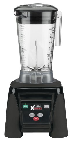 Waring Commercial MX1050XTX Xtreme Hi-Power Electronic Keypad Blender with Raptor Copolyester Container, 64-Ounce (Extreme Blender compare prices)