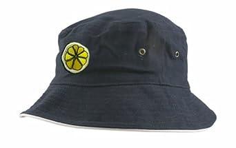 The Stone Roses 'Reni' Hat. Medium/Large, Dark Blue)