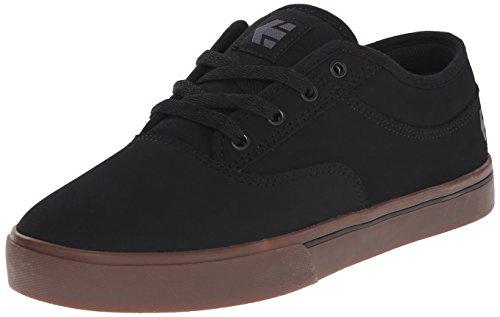 Etnies Jameson, Scarpe da Skateboard da Uomo, Colore Nero (Black/Gum/Dark Grey), Taglia 4 UK (37/39 EU)