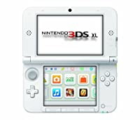 Nintendo 3DS XL Pink/White - Nintendo 3DS XL by Nintendo