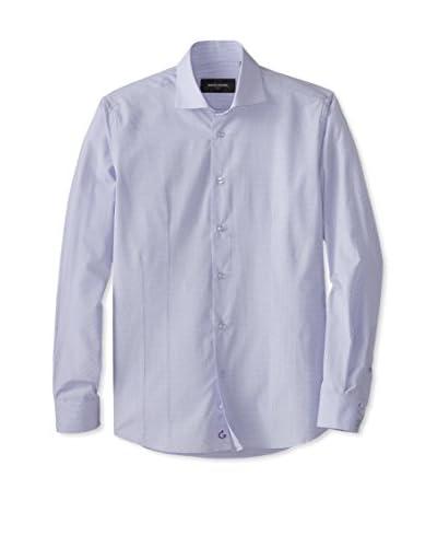 Bogosse Men's Check Long Sleeve Shirt