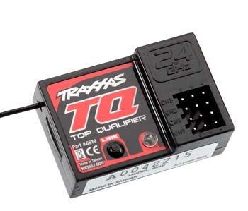 Traxxas 6519 Receiver Micro TQ 2.4 GHz (3CH) Vehicle
