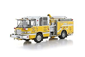 TWH Collectibles 081D-01181 Pierce Quantum Pumper Honolulu - No. 10 Model