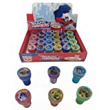 Disney Transformers Self-inking Stamps Birthday Party Favors 24 Pieces (Complete Box)