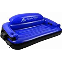 Ozark Trail WM021989 Kerr Inflatable River Couch (Blue)