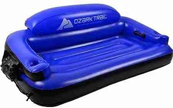 Ozark Trail Blue 2-Person River Sofa