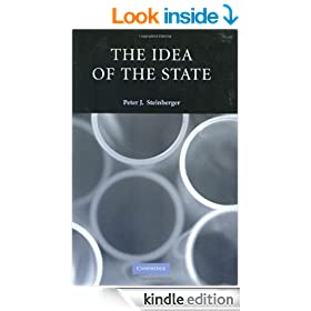 The Idea of the State (Contemporary Political Theory)