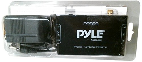 Why Should You Buy Pyle PP999 Phono Turntable Pre-Amp