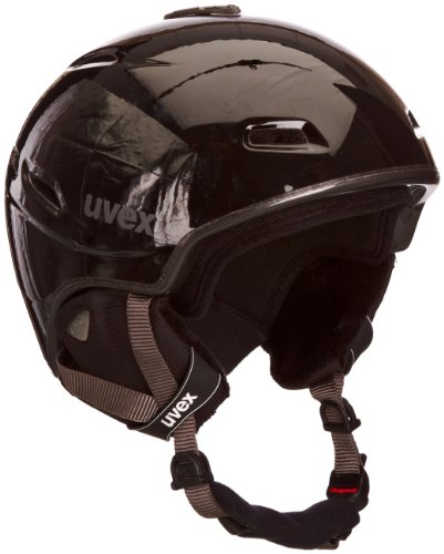 UVEX Helm Hypersonic, Black, 58-62 (L) cm, S56.6.144.2207
