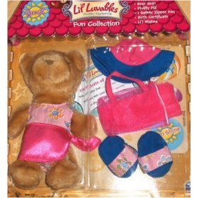 Spin Master - Lil' Lovables Fluffy Factory Beach Skin