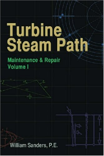 Turbine Steam Path Maintenance  Repair Vol 1087814823X