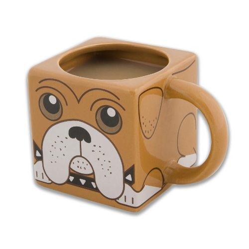 Spinning Hat Boxer Tea And Coffee Mug
